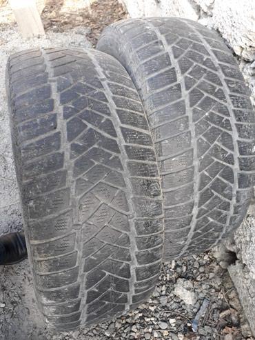 Dunlop 235 55 17.tekeri satilir. ikisi 60 manat. в Bakı