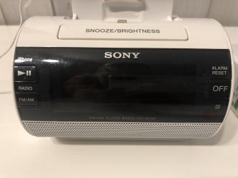 Sony play station 2 - Srbija: Doking station+radio+alarm Sony, uvoz Svajcarska