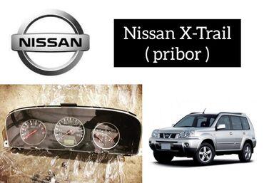 Nissan X-Trail priboru. 120 azn. Sumqayit