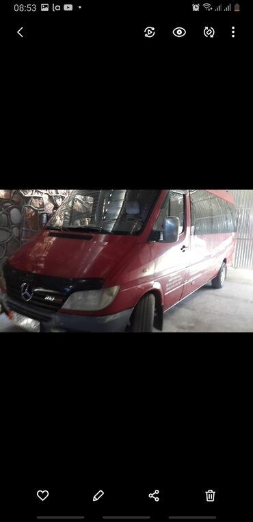 литые диски на спринтер в Кыргызстан: Mercedes-Benz Sprinter 2.2 л. 2000