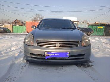 nissan interstar в Кыргызстан: Nissan Skyline 2.5 л. 2003 | 240000 км