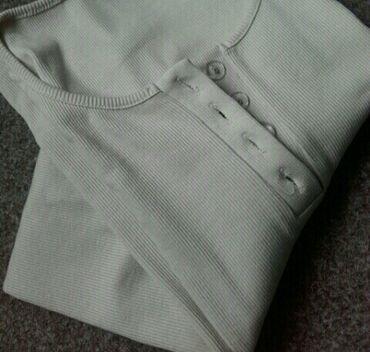 Vel S/M   trendi haljina atraktivnog dizajna,od mekanog, pamučnog mate