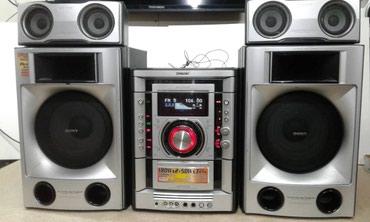 музыкальный центр в Кыргызстан: Музыкальный центр sony