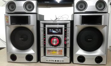 sony hdv 1000 в Кыргызстан: Музыкальный центр sony