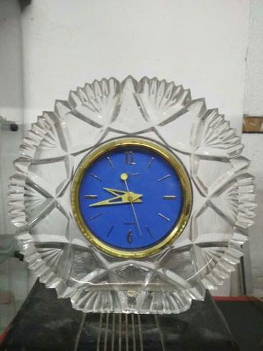 Часы, хрустальные. в Бишкек