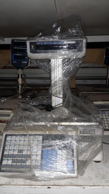 Оборудование для бизнеса в Кок-Ой: Весы  с чеко печатью. digi, Gas