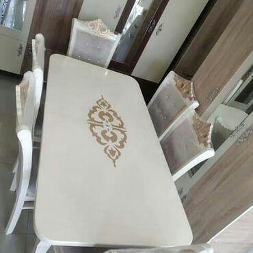 Комплекты столов и стульев в Душанбе: Masa ve oturacak destleri