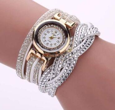 Ženski sat narukvica Cena:1100din