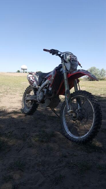 Honda - Кыргызстан: Honda crf 450 x . В хорошем техническом состоянии есть косяки по