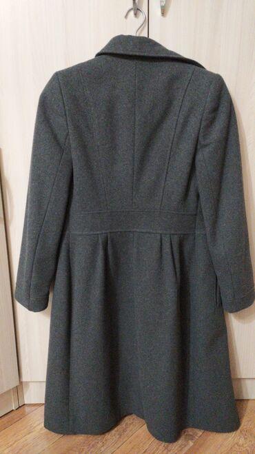 Пальто размер 42-44 производство Россия, состояние отличное