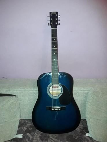 Odlicna akusticna western gitara ozvucena, kupljena u Americiima