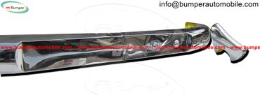 Mercedes 300SL years (1957-1963) bumpers stainless steel in Amargadhi  - photo 4