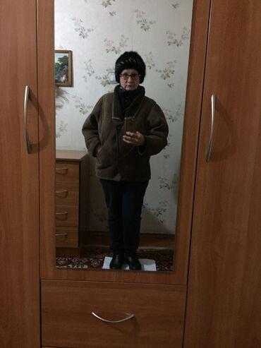 летнее платье 48 размера в Кыргызстан: Продаю дублёнку натуральная размер 48-50