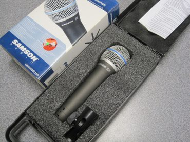 """Bakı şəhərində Mikrofon """"Samson Q8"""""""
