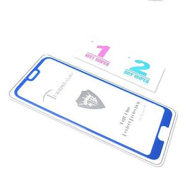 Huawei honor 2 - Srbija: Tempered GLASS 2.5D Zakrivljeno staklo za Huawei Honor 10 plavo