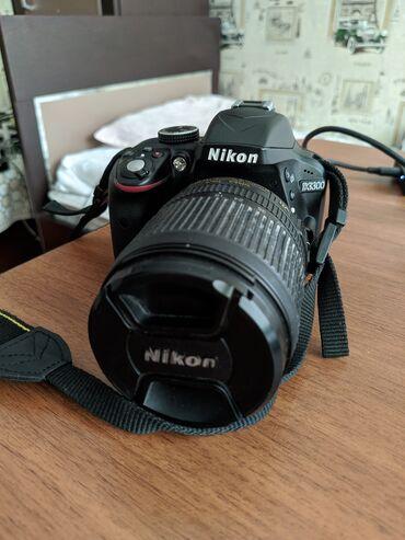 2192 elan: Nikon D3300 + 18-105mmSatıram, çünki təzə kamera alacamProbeq 7849Heç