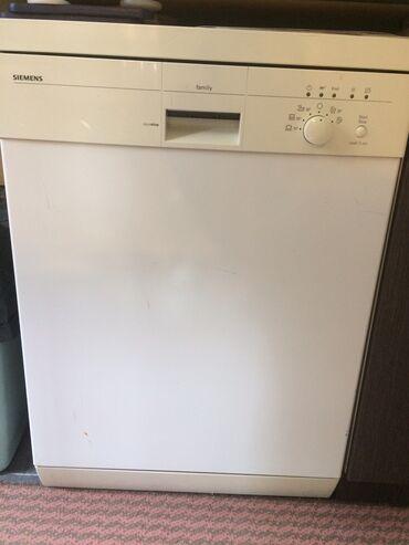 Siemens ef81 - Srbija: Masina za pranje sudova Siemens tiha 12 kompleta 6 programa Masina je