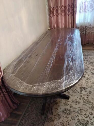 188 объявлений: Продаю стол в отличном состоянии длина 3.5 метра