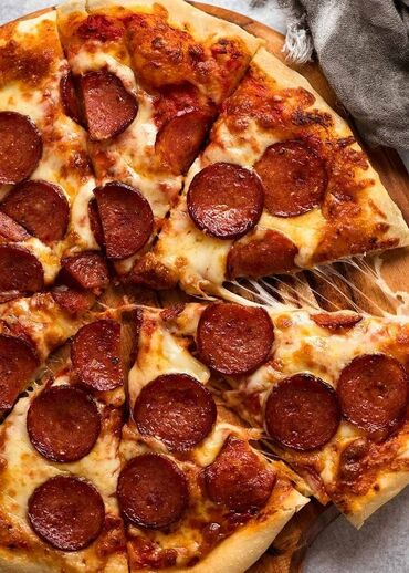 АКЦИЯ!АКЦИЯОчень очень вкусная пицца. Закажете, не пожалеете, прямо