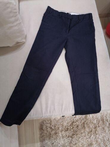 Pantalone vekivina - Srbija: Mango pantalone, kao nove, veličina 40. Cena 400 din