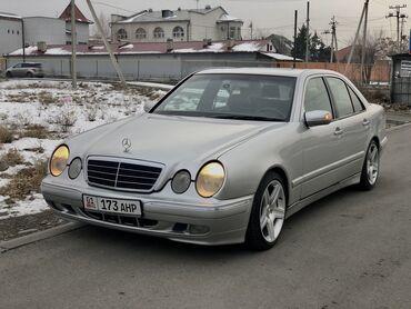 задние фары мерседес w210 в Кыргызстан: Mercedes-Benz 240 2.4 л. 2000