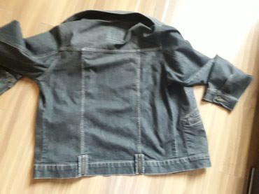Мужская джинсовка р.50-52 хорошее состояние в Бишкек