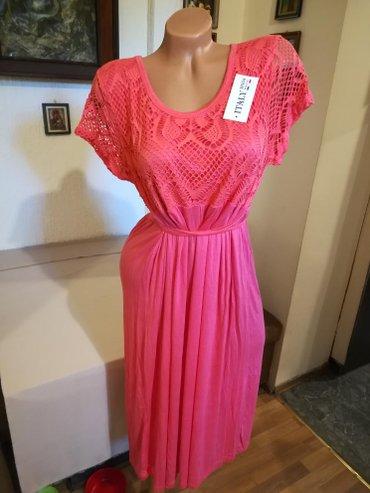 Nova zenska haljina sa cipkom Moda. Turska. Odlicna zenska haljina za - Belgrade