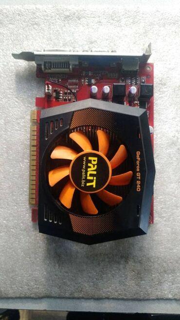 Видеокарта Palit GeForce® GT 440 1 Гб GDDR5 128BIT VGA+DVI+HDMI 3-Дня