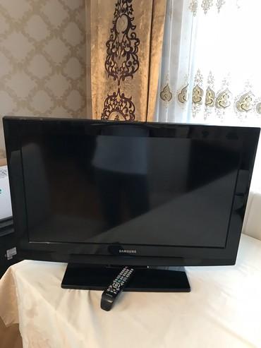 Bakı şəhərində 82 sm ekran Yeni model Samsung tv,tezeden secilmir,aydin seffaf