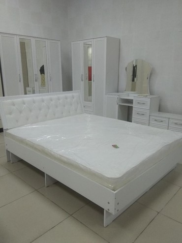 Двуспальные кровати в Бишкек