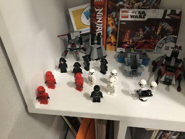 Продаю оригинальные мини фигурки Лего звёздные войны по 300 сом вся
