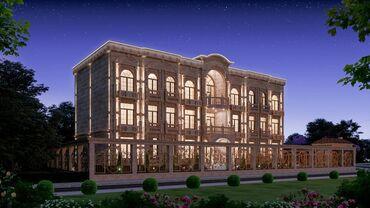 клубные дома в бишкеке в Кыргызстан: Продается квартира: 3 комнаты, 102 кв. м
