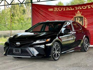 Toyota Camry 2.5 л. 2017 | 80000 км