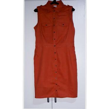 Платье Свободного кроя Sela M