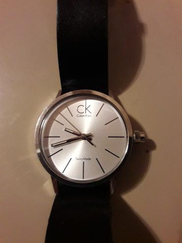 Bakı şəhərində Qadın Qara Klassik Qol saatı Calvin Klein