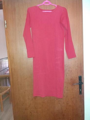 Nova haljina univerzalna velicina lepo stoji kad se obuce uz telo ide - Ruski Krstur