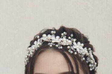 свадебное украшения в Кыргызстан: Свадебное украшения (веточка)