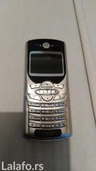 Motorola c450 - Valjevo