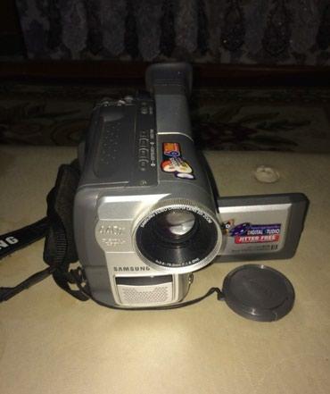 Bakı şəhərində Video kamera