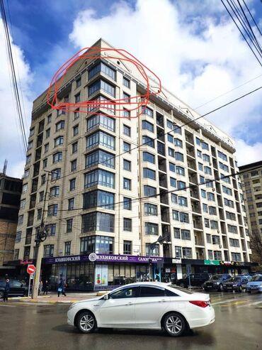 Продажа квартир - Без ремонта - Бишкек: Продается квартира: Элитка, Филармония, 5 комнат, 215 кв. м