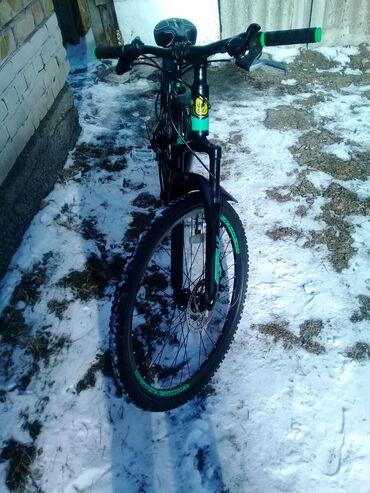 вариатор на скутер кобра в Кыргызстан: Продаю велосипед спортивный состояние,10+10 идеал колеса 26 рама