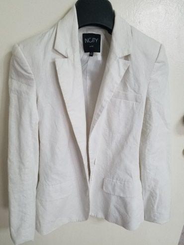 Продаю классный пиджак на подкладе,размер 40,состояние идеальное в Бишкек