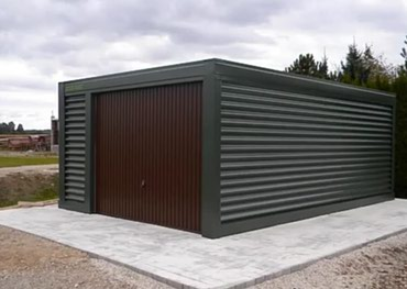 Montažne garaže modernog dizajna i vrhunskog kvaliteta ! - Kragujevac