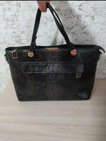 Новая женская сумка из натуральной кожи, лазерная обработка,темно