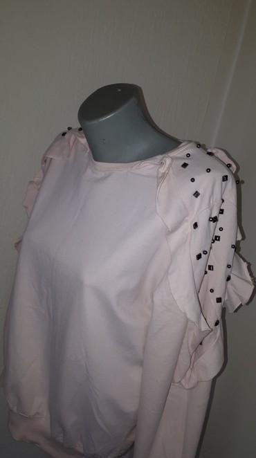 Duks haljina - Kraljevo: Duks sa nitnama M velDuksic u M vel, pamucan sa elastinom, mekan