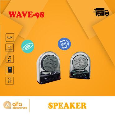 Jedel Wave 98 dinamikini ayri ayriliqda 2 ferqli cihazda ferqli dinami