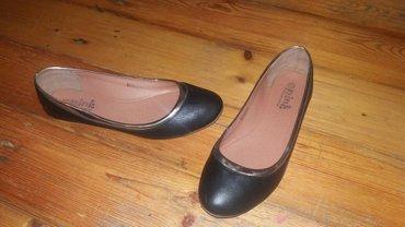 Bakı şəhərində Балетки (f.Pink)1 раз одели-малы,38 размер