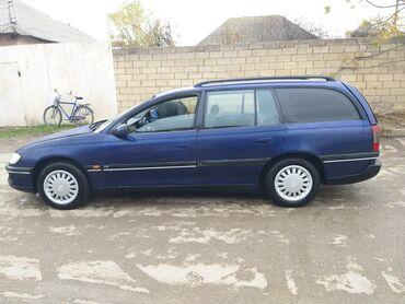 Opel Omega 2.5 l. 1996   18000 km