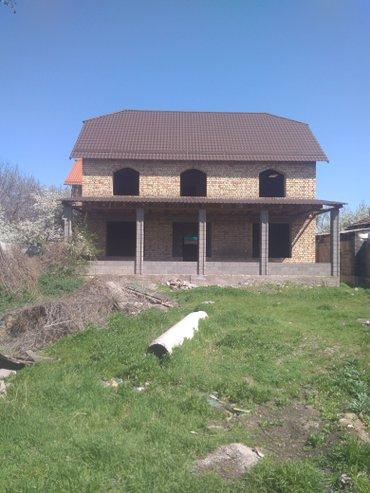 Продаю 2-х этажный дом не достроенный  190м2 по in Бишкек