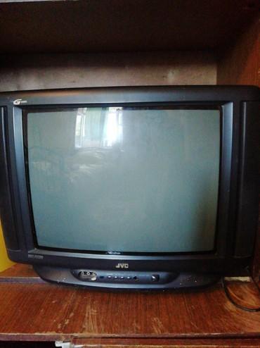 приставка смарт тв для телевизора в Азербайджан: Телевизор JVC в рабочем состоянии без пультаЦена: 20 AZNАдрес:Сураханы